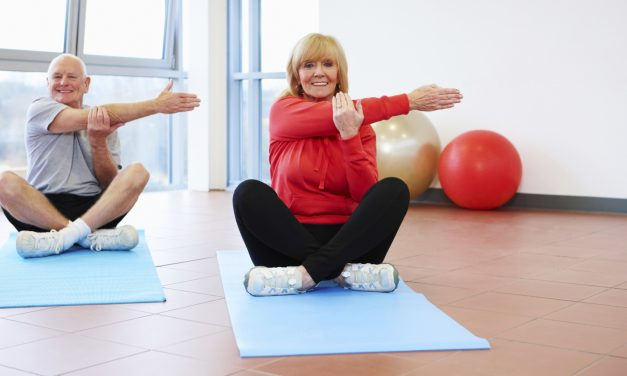 Ejercicios de Fisioterapia para Personas Mayores